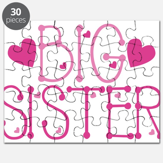 Heart Big Sister Puzzle