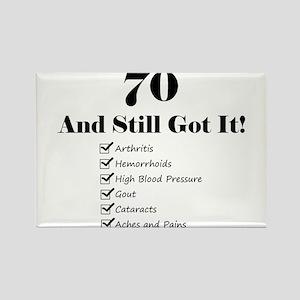 70 Still Got It 1C Magnets