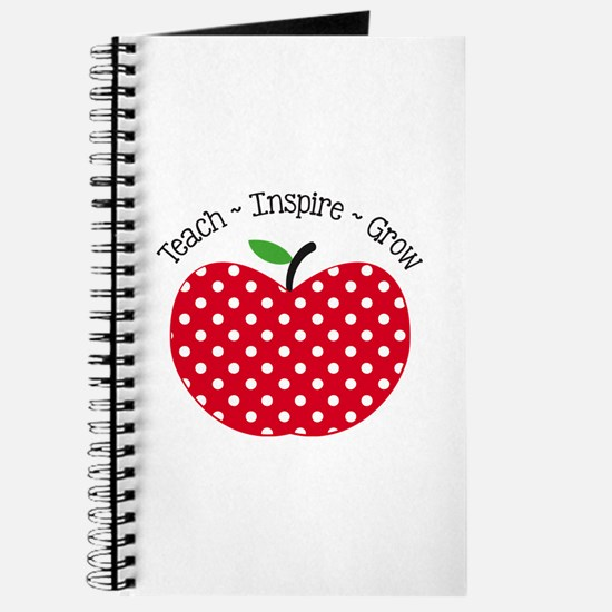 Teach Inspire Grow Journal