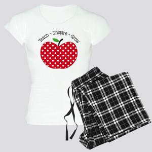 Teach Inspire Grow Pajamas