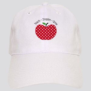 Teach Inspire Grow Baseball Cap