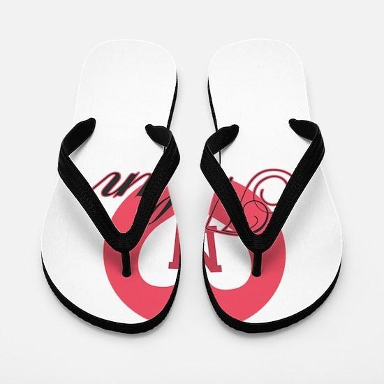 nolan Flip Flops