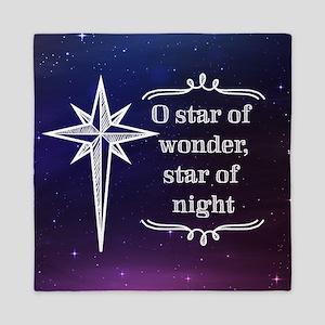 Star of Wonder Queen Duvet