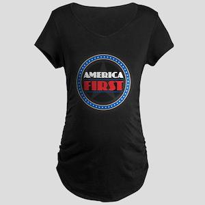AMERICA FIRST Maternity T-Shirt