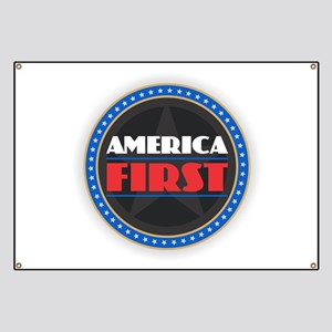 AMERICA FIRST Banner