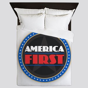 AMERICA FIRST Queen Duvet