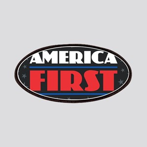 AMERICA FIRST Patch