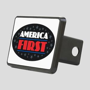AMERICA FIRST Rectangular Hitch Cover