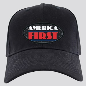 AMERICA FIRST Black Cap