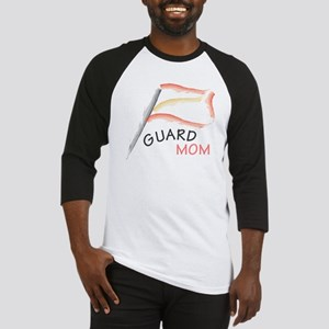 guard mom 1 Baseball Jersey