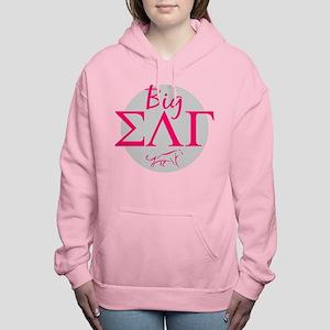 Sigma Lambda Gamma Big P Women's Hooded Sweatshirt