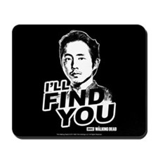 Glenn's Last Words Mousepad