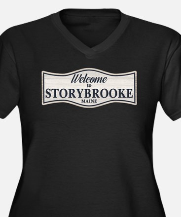 Welcome To Storybrooke Plus Size T-Shirt