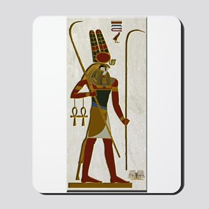 Montu God Of War Mousepad