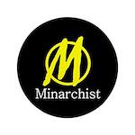 """Minarchist 3.5"""" Button"""