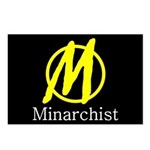 Minarchist Postcards (Package of 8)