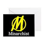 Minarchist Greeting Card