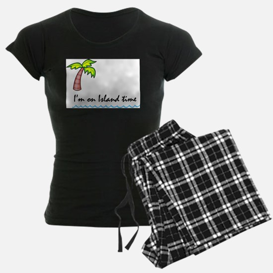 I'm on Island Time Pajamas