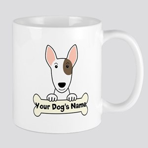 Personalized Bull Terrier Mug