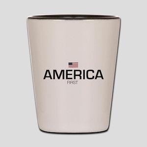 America First Shot Glass