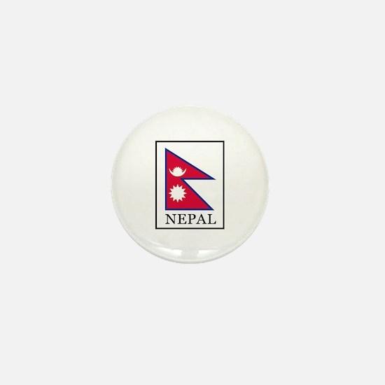Nepal Mini Button