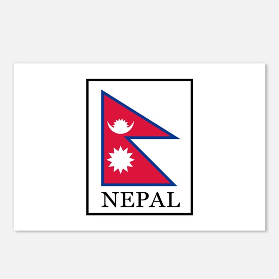 Nepal Postcards (Package of 8)