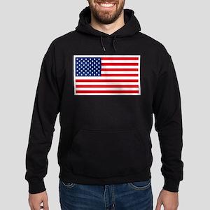 American Flag Hoodie (dark)