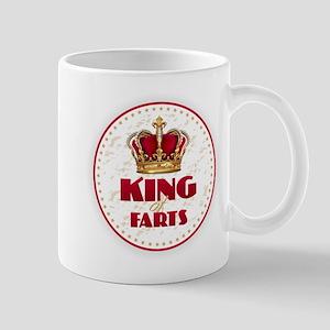 KING of FARTS Mugs