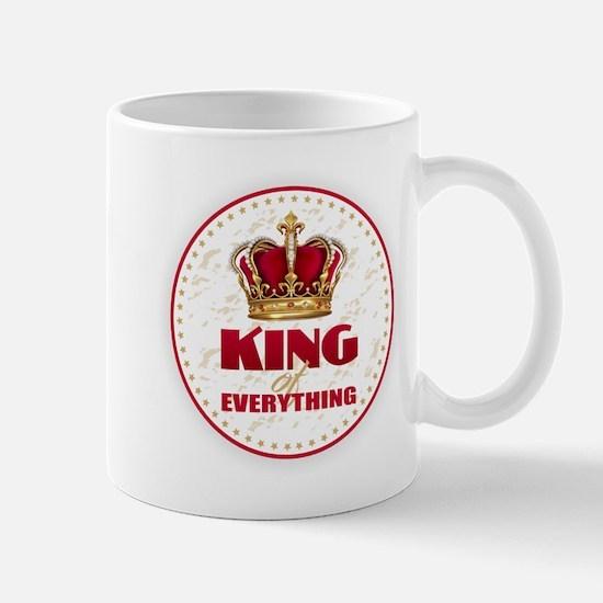 KING of EVERYTHING Mugs