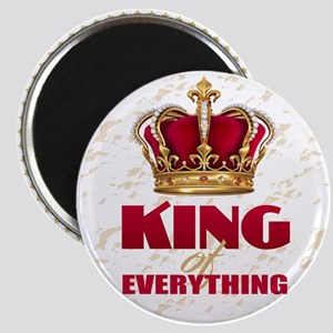 KING of EVERYTHING Magnets