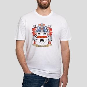 Bradley Coat of Arms - Family Crest T-Shirt