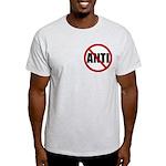 Anti-Anti Ash Grey T-Shirt
