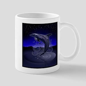 Dolphin - Night Mugs