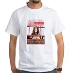 Dostoevsky Re-Imagined - Poster T-Shirt