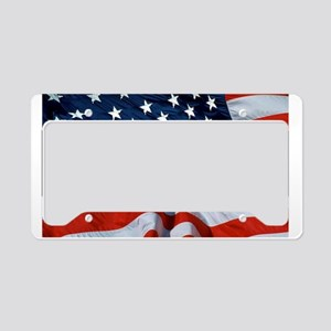 United America Quote License Plate Holder
