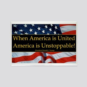 United America Quote Magnets
