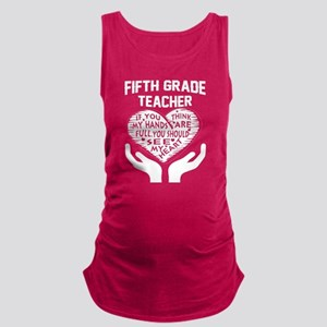 5th Grade Teacher Tank Top