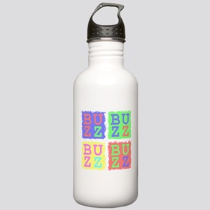 Buzz Stainless Water Bottle 1.0L