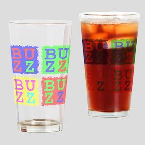 Buzz Drinking Glass