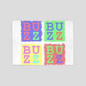 Buzz 5'x7'Area Rug