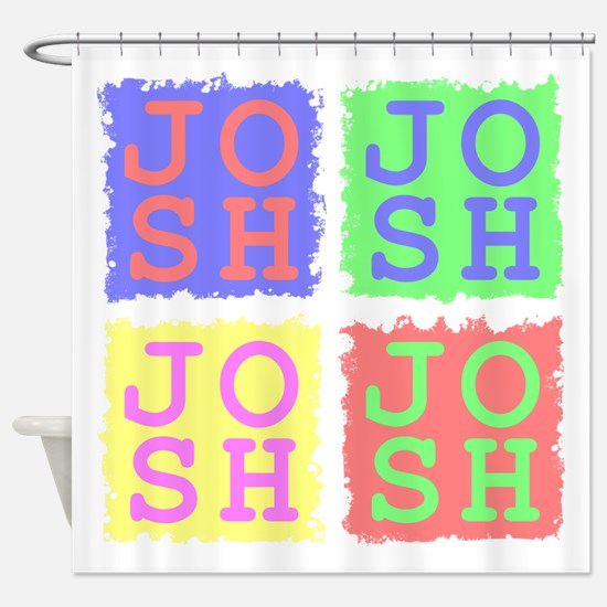 Josh Shower Curtain