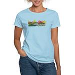 Flower Garden Women's Light T-Shirt