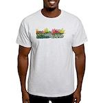 Flower Garden Light T-Shirt