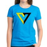 Voluntaryist Women's Dark T-Shirt