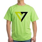 Voluntaryist Green T-Shirt