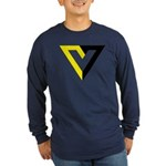Voluntaryist Long Sleeve Dark T-Shirt