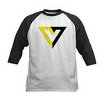 Voluntaryist Kids Baseball Jersey
