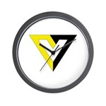 Voluntaryist Wall Clock