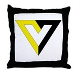 Voluntaryist Throw Pillow