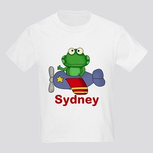 Sydney's Flying Frog Kids Light T-Shirt